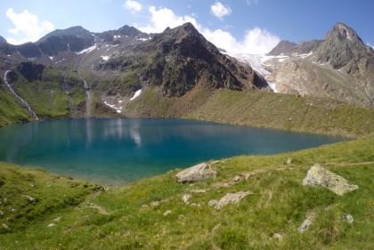 3 Grünauer See Stubaier Alpen Tirol
