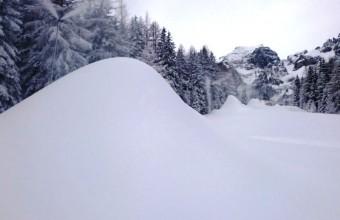 Der Schnee ist da…