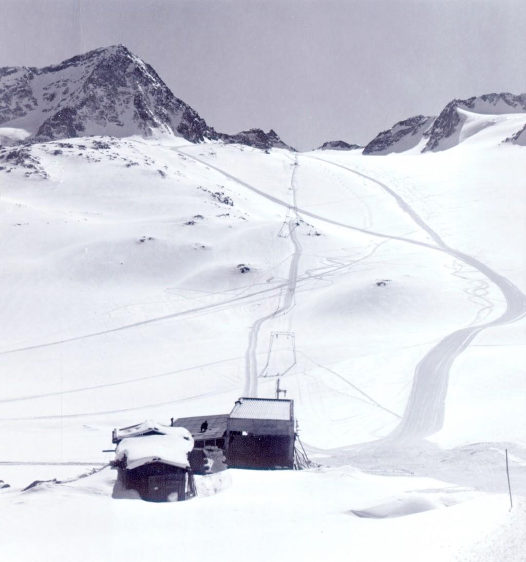 ... und dann kam das Stubai. Der Rest ist Skisport-Geschichte. Foto: Stubaier Gletscher