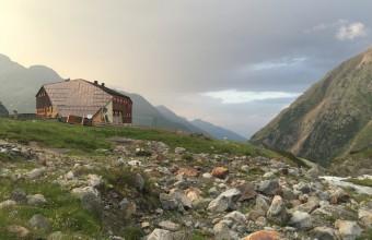 Beeindruckendes Hochgebirge