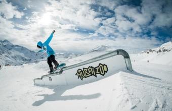 Stubai Premiere - Snowpark Stubai