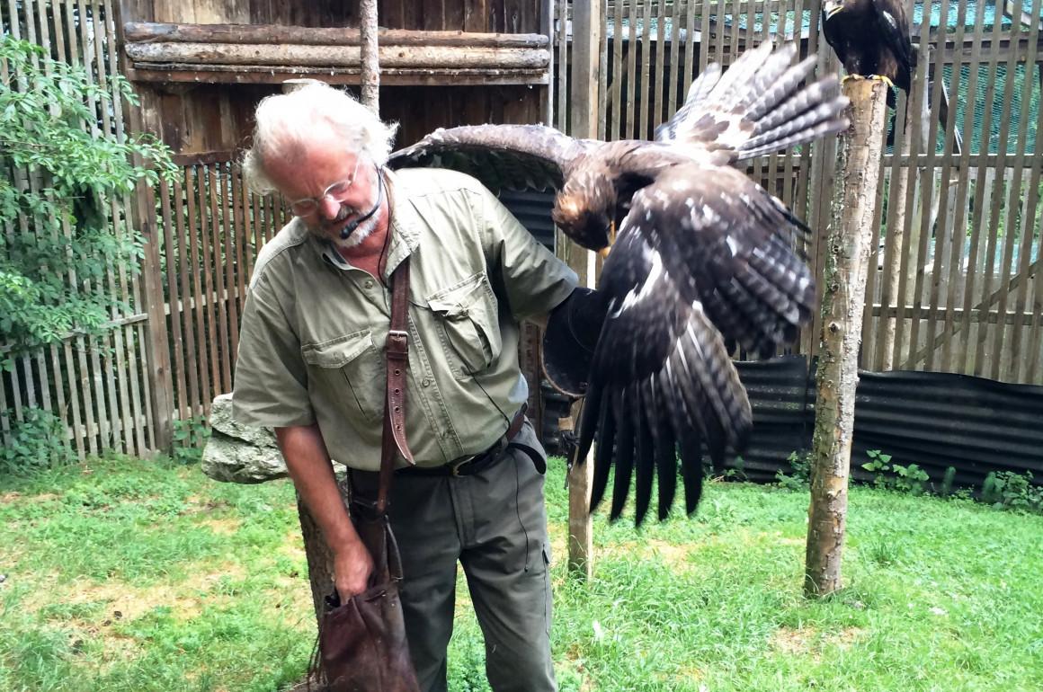 Greifvogelpark Stubai - BIG Family Erlebnis