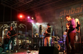 Live Musik im Stubai beim Winter Open Air 2016
