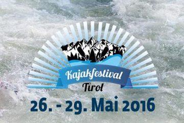 Kajak Festival Tirol 2016