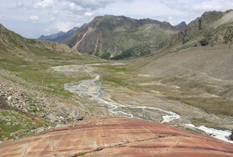 11 Wanderung zur Sulzenauhütte Stubaier Höhenweg