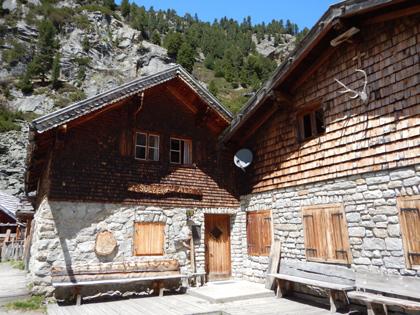 WildeWasserWeg Sulzenauerhütte