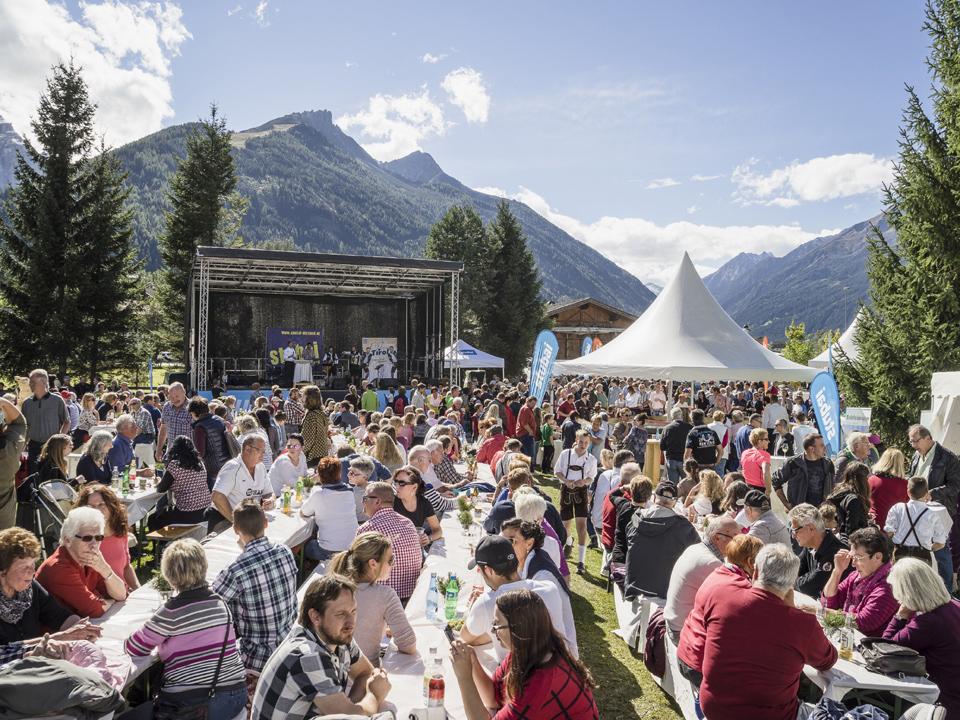 Kaiserschmarrenfest | TVB Stubai Tirol