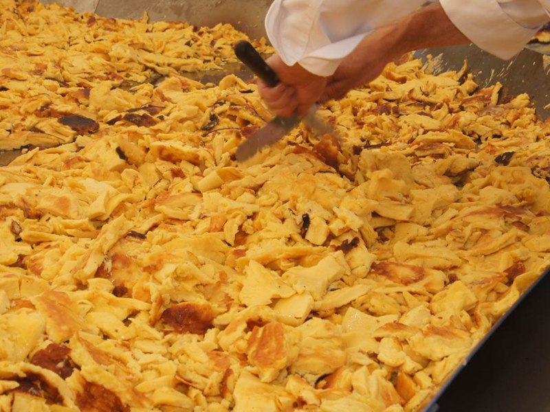 Schmarrencountdown | Kaiserschmarrenfest 2016