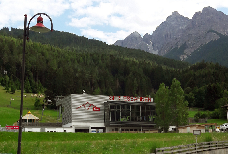 Serlesbahnen in Mieders