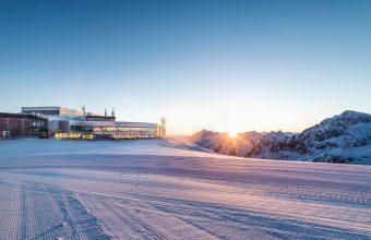 Skiurlaub Stubaier Gletscher