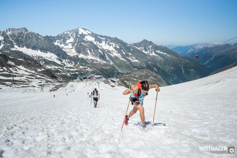 Stubai Ultratrail-Gletscheranstieg-c-Harald Wisthaler