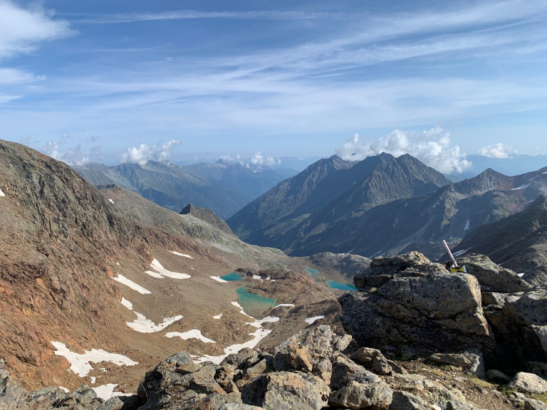 Gipfelkreuz-Roter Grat-Pfurtscheller_05