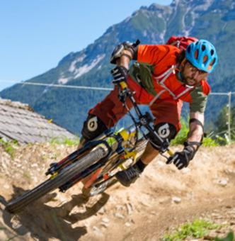 Downhill Trails im Stubai