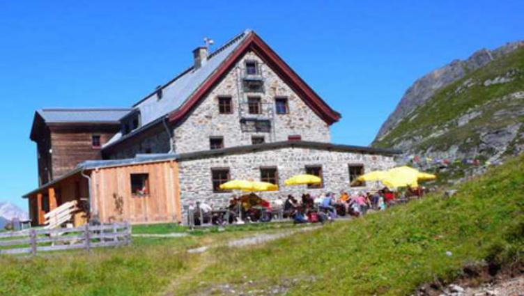 Huts/Shelters in the Stubai Valley
