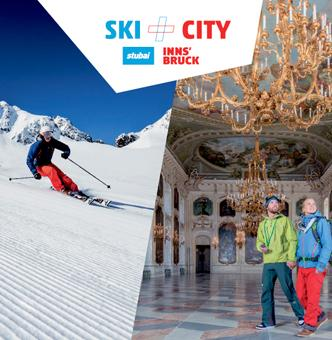 SKI plus CITY PASS