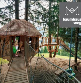 Stubai Tree house trail