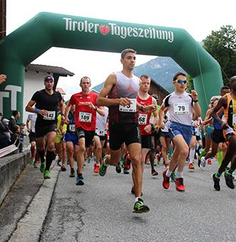 31. Internationaler Schlickeralmlauf