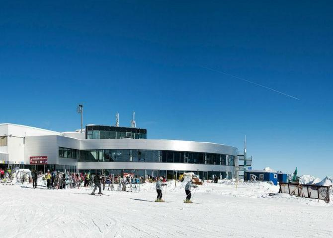 Panoramarestaurant Eisgrat