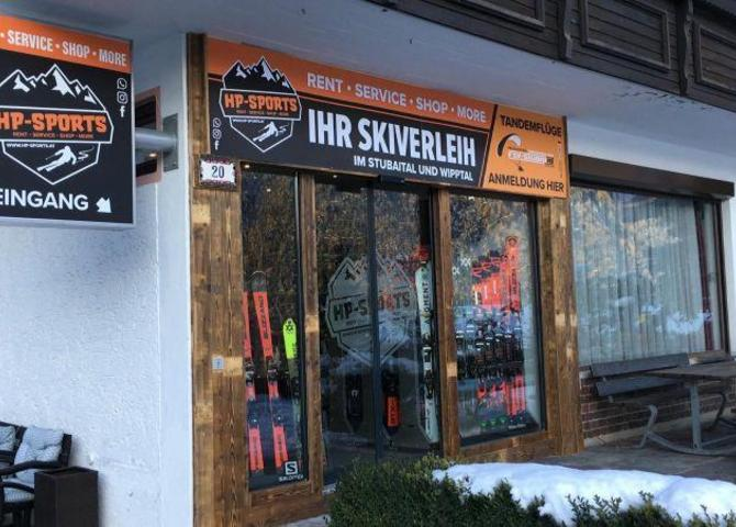Skiverleih - HP Sports