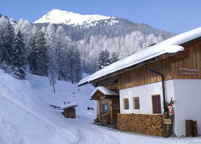 Auffangalm Winter 2