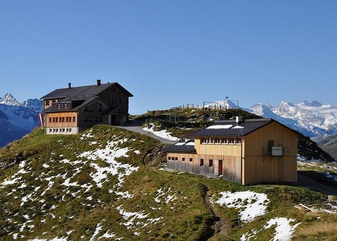 Starkenburger Hütte