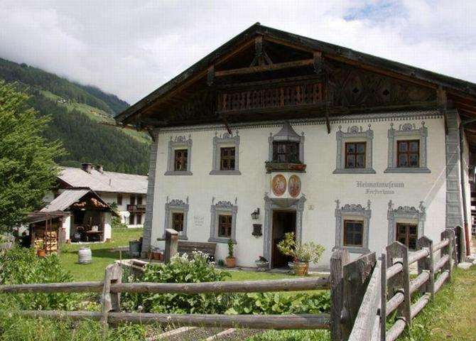 Heimatmuseum Neustift
